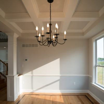 Custom ceiling work by ASJacono
