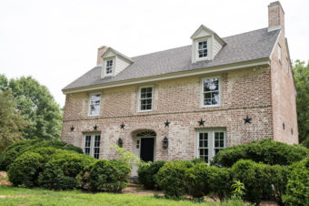 Old Farmhouse Refurbish and Addition Project in Kent County, Maryland