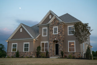 Bayview Estates Custom Homes in Middletown, Delaware